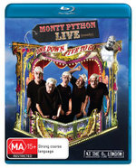 Monty Python : Live (Mostly) - One Down Five to Go (At the O2, London) - Terry Gilliam