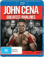 WWE : John Cena - Greatest Rivalries - John Cena