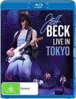 Jeff Beck : Live In Tokyo