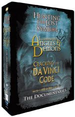Dan Brown Documentaries : Hunting The Lost Symbol / Illuminating Angels & Demons / Cracking The Da Vinci Code