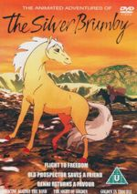 The Animate Adventures of The Silver Brumby  : Flight to Freedom, Old Prospector Saves a Friend, Benni Returns A Favour