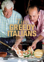 Two Greedy Italians Series 1 (BBC) - Antonio Carluccio