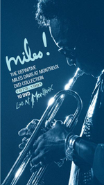 Miles Davis : The Definitive Montreux Collection 1973-1991 - Miles Davis