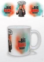 Big Bang Theory : Explode Ceramic Mug