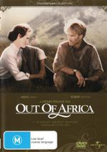 Out of Africa - Klaus Maria Brandauer