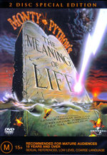 Monty Python's The Meaning of Life (2 Disc Special Edition) - Terry Gilliam