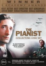 The Pianist : 2 Disc Collectors Edition - Adrien Brody