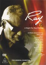 Genius : A Night for Ray Charles - Ray Charles