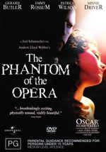 The Phantom of the Opera (2004) - Gerard Butler