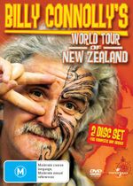 Billy Connolly's World Tour of New Zealand - Billy Connolly