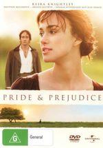 Pride and Prejudice (2005) - Carey Mulligan