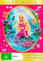 Barbie : Mermaidia - William Lau
