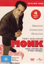 Monk : Season 1 - Tony Shalhoub