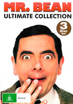 The Mr Bean Collection - Volumes 1, 2, 3 - Teddy