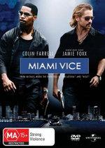 Miami Vice  - Frankie J. Allison