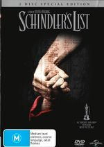 Schindler's List  : 2 Disc Special Edition - Ralph Fiennes