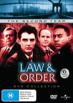 Law and Order : The Second Year (Season 2) - John Fiore