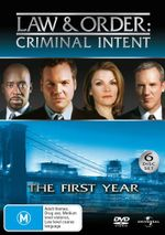 Law and Order : Criminal Intent - The 1st Year - Leslie Hendrix