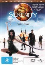 Serenity - Sean Maher