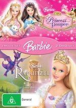 Barbie : Princess and the Pauper / Rapunzel