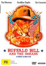 Buffalo Bill and the Indians - Fred N. Larsen