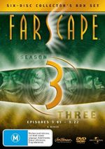Farscape : Season 3 - Tammy MacIntosh