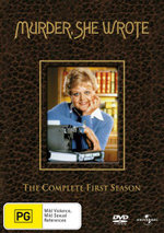 Murder, She Wrote : The complete first season - Angela Lansbury,