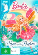 Barbie : Magic of the Rainbow