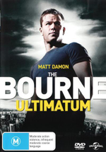 The Bourne Ultimatum - Matt Damon