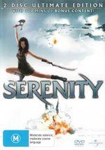 Serenity (2 Disc Ultimate Edition) - Summer Glau