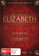 The Complete Elizabeth Collection : Elizabeth / Elizabeth : The Golden Age - Woman - Warrior - Queen - Clive Owen