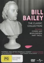 Bill Bailey : The Classic Collection (Cosmic Jam / Bewilderness / Part Troll) - Martin Trenaman
