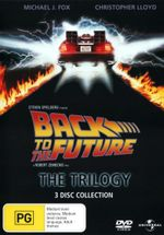 Back to the Future Trilogy - Christopher Lloyd