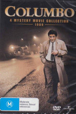 Columbo : Season 8 (4 Mystery Movie Collection - 1989) - Shera Danese
