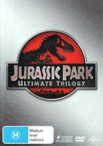 Jurassic Park Ultimate Trilogy : Jurassic Park / Jurassic Park 2: The Lost World / Jurassic Park 3 (3 Discs) - Tea Leoni