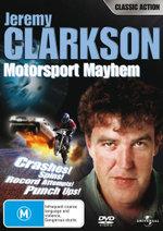 Clarkson : Jeremy Clarkson Motorsport Mayhem - Jeremy Clarkson