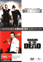 Hot Fuzz / Shaun of the Dead - Nick Frost