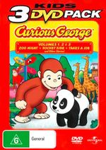 Curious George : Volumes 1 - 3