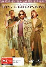 The Big Lebowski : Special Edition - Jeff Bridges
