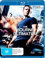 The Bourne Ultimatum (Blu-ray) (1 Disc) - Matt Damon