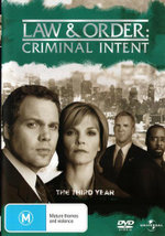 Law and Order : Criminal Intent - The 3rd Year - Jamye Sheridan