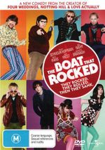 The Boat That Rocked : The rocked - They rolled - Then they sank - Ike Hamilton