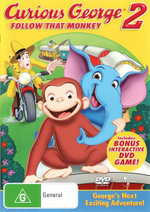 Curious George 2 : Follow That Monkey - Matt Lauer