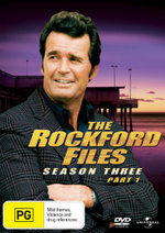 The Rockford Files : Season 3 - Part 1 - James Garner