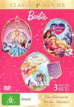 Barbie : The Diamond Castle / The Island Princess / The Three Musketeers
