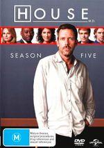 House M.D. : Season 5 - Mos Def