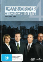 Law and Order : Criminal Intent - The 4th Year - Kathryn Erbe
