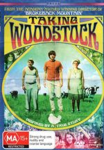 Taking Woodstock - Demetri Martin