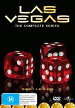 Las Vegas : The Complete Collection (Seasons 1 - 5)