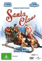 Santa Claus - Dudley Moore